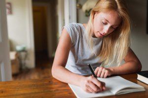 prendere appunti durante le lezioni online