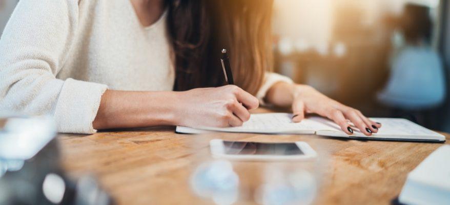 organizzare lo studio con una buona tabella di marcia