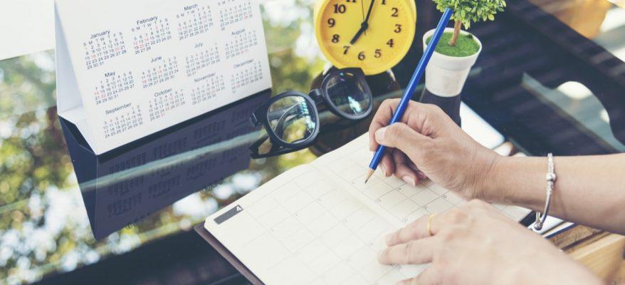 planning per studiare meglio: come fare