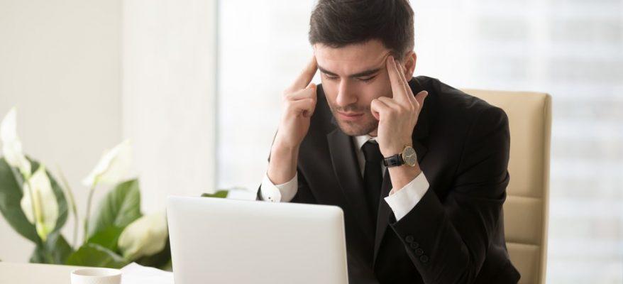 lavorare sotto stress