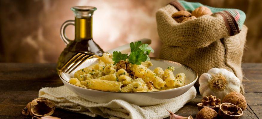 ingredienti della cucina tipica genovese
