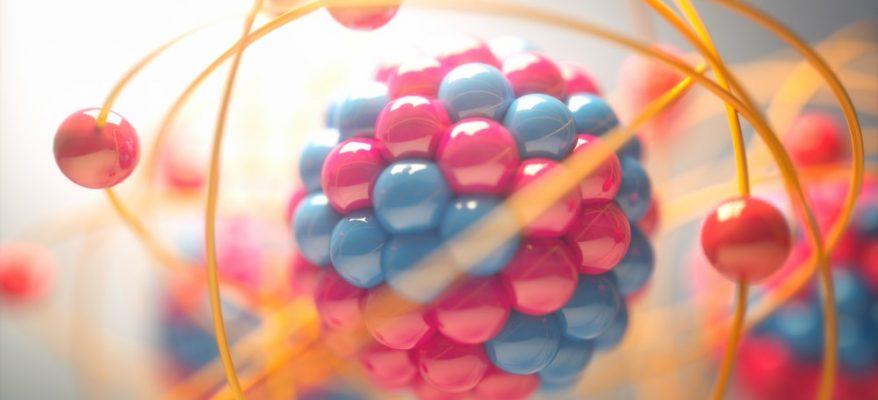struttura atomo fisica