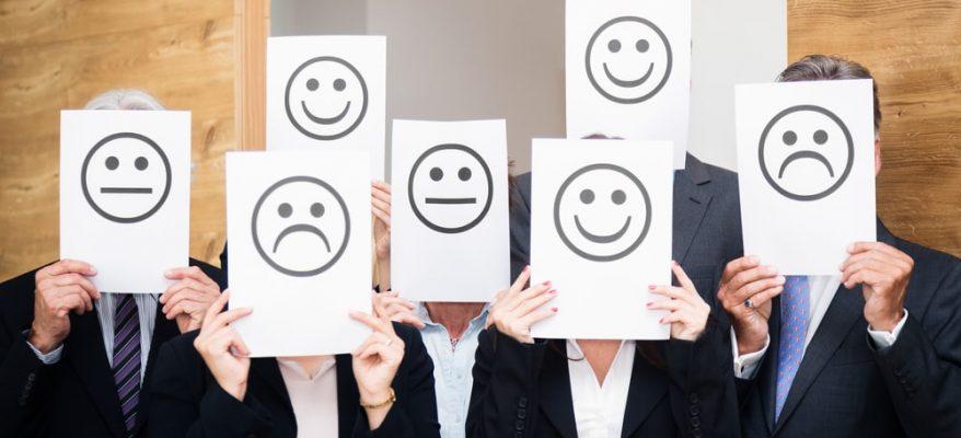 come riconoscere le emozioni primarie