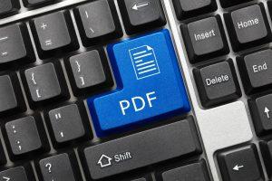 scrivere su pdf on line
