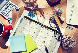 planning settimanale personalizzato