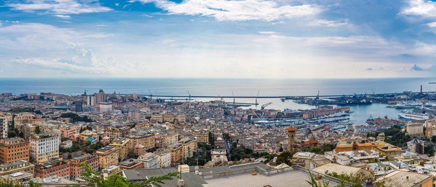 libri su Genova
