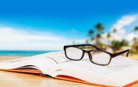 studiare in spiaggia